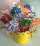 Cookie bouquet for mother's day