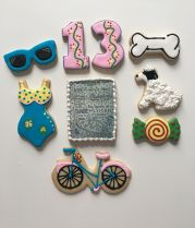 13th-birthday-sugar-cookies