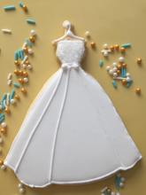 bridal-gown-cookies